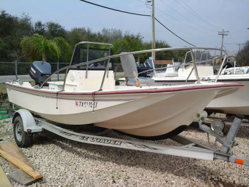 17 mckee craft center console for sale in lamarque tx