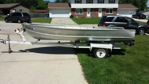 Boat trailer for sale green bay wi 2014